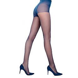 Faberlic женские Эластичные шелковистые колготки плотность 20 den цвет синий размер I-XS II-S III-M IV-L V-XL ST222 арт 82770