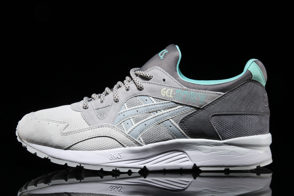 Кроссовки Offspring x Asics Gel Lyte V  Cobbled  -