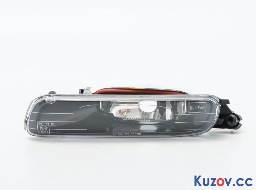 Противотуманная фара (ПТФ) BMW 3 E46 98-01 левая (Depo) 2008291E 63178361951