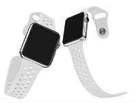 Ремешок браслет сетка Apple Watch 42 mm, White