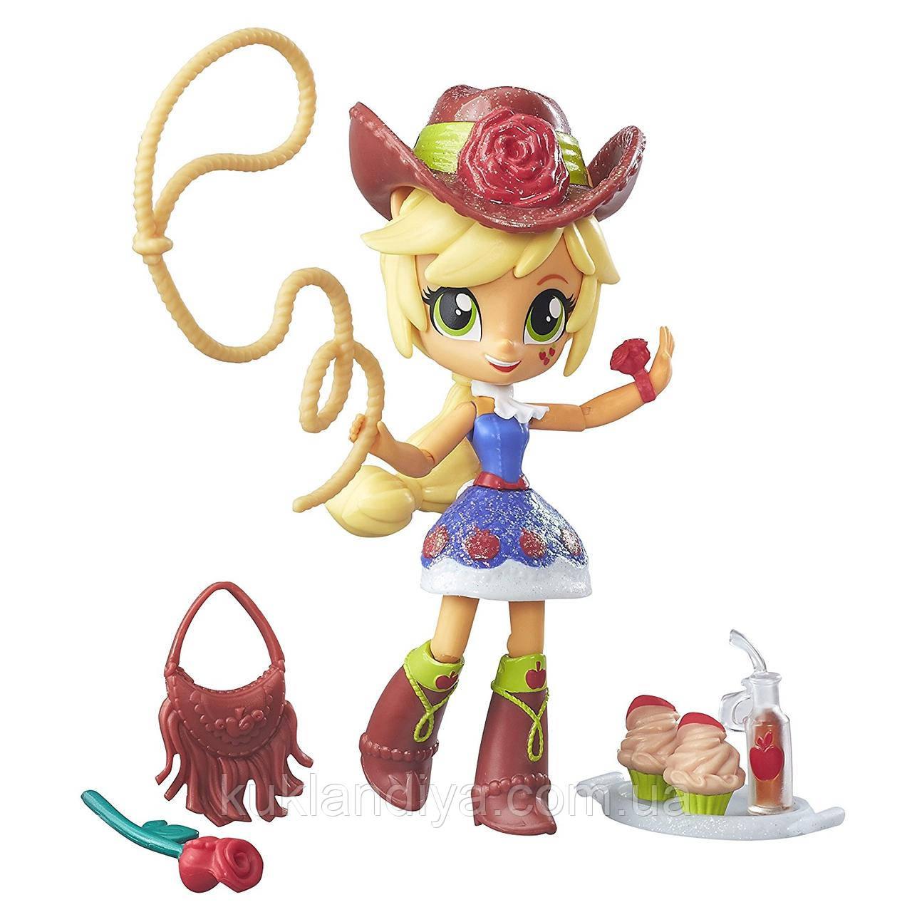 Игровой набор My Little Pony Эпплджек школьные танцы