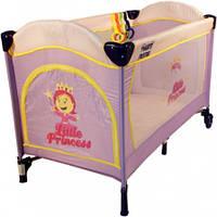 Кроватка ARTI BasicGo Purple