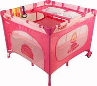 Манеж ARTI LuxuryGo Розовый