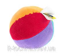 Набор мягких мячиков с погремушкой goki 65042 6 штук