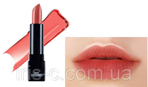 Помада всепогодная URBAN DOLLKISS Urban City Kiss & Tension Lipstick Nº3 Bellini kiss 3.5г