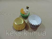Тарталетки mini золото