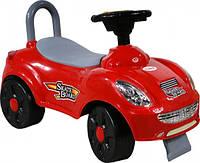 Машинка-каталка ARTI HR699r красный