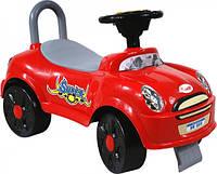 Машинка каталка ARTI HR688 Super Car  красный