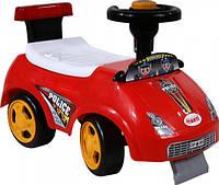 Машинка каталка   ARTI HR628 Police красный