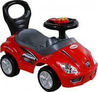 Машинка каталка  ARTI 382A Mega Car Стандарт красный
