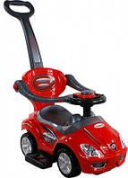 Машинка каталка  ARTI 381 Mega Car Deluxe красный