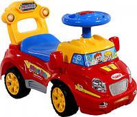 Детская машинка-каталка ARTI 376 Car Стандарт красный
