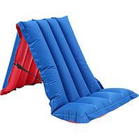 Матрас-кресло для кемпинга 67013, 180х66х15см сверхпрочный, фото 1