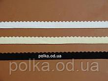 Резинка для белья, цвет белый, ширина 10мм (Турция)