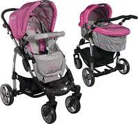 Коляска ARTI Comfort B503 2 в 1 Pink/Gray