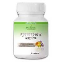 Лецитин-Цереброфит №90