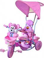 Велосипед ARTI Белка T-30 розовый 2830