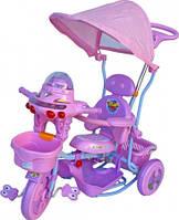 Велосипед ARTI T-27 Нло розовый 2890