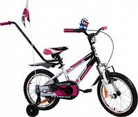 Велосипед BMX Rbike 4-16 white-purple