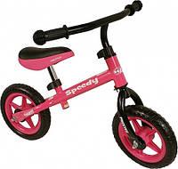 Велосипед беговой ARTI Speedy Free Pink2