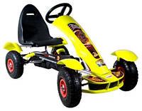 Автомобиль Картинг ARTI Formula Sport GM18 желтый