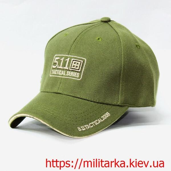 Кепка военная США Recruit Cap олива