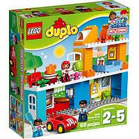 LEGO DUPLO - семейный Дом