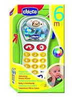 Chicco: Игрушки для малышей - Телефон с камерой