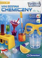 Clementoni: Научная игра Мини - Набор Химика