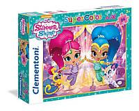Clementoni: Головоломки 24el. макси - Shimmer and shine