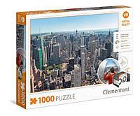 Clementoni: Головоломки 1000el. - Виртуальная Реальность: Нью-Йорк