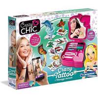Clementoni: Crazy Chic - Crazy татуировки