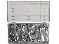 Набор прямых шплинтов для фиксации деталей из 1000 предметов Yato YT-06885