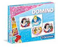 Clementoni: Игра - Домино Принцессы