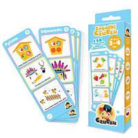 CzuCzu Головоломки - Для детей в возрасте 3-4 лет