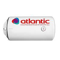 Бойлер 30 л. Atlantic Steatite Slim VM 30 D325-2-BC горизонтальный БЕСПЛАТНАЯ УСТАНОВКА