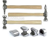 Профессиональный набор рихтовочных молотков Yato yt-4590