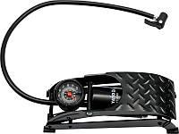 Автомобильный насос с манометром ножной Yato YT-7349