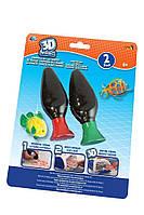 Epee: 3D Magic - Фабрика 3D - Волшебный Гель 2-pack, 4 ass