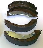 Колодки тормозные задние LOGAN EuroEx