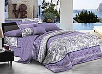 Комплект постельного белья двуспальный 3D