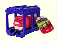 Stacyjkowo: Поезд с гаражом 5 ass.
