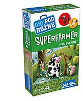 Granna: семейные Игры - Супер Фермер - дорожная серия