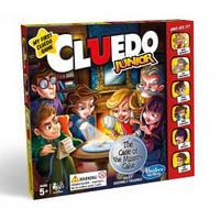 Hasbro Games: Junior - Cluedo