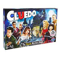 Hasbro Games: Cluedo