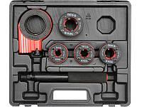 Набор плашек трубных клуппов для нарезки резьбы 3/8-1 Yato YT-29001