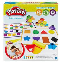 Play-Doh: Цвета и Формы