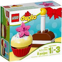LEGO DUPLO - Моя первая выпечка