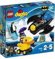 LEGO DUPLO - Приключение с Batwing