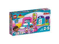 LEGO DUPLO: Лицензии - Клиника для мягких игрушек: Это-для животных доктор Dosi